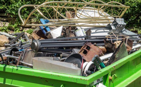 Tutustu metallien kierrätys- ja ostopalveluihimme